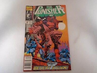 THE PUNISHER - VOL 2 - No 47 - APRIL 1991 - COMIC