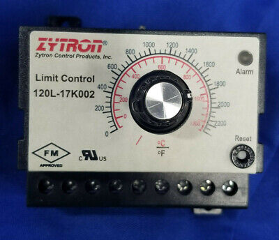 ZYTRON 120L-17K002 Limit Controller NEW IN BOX