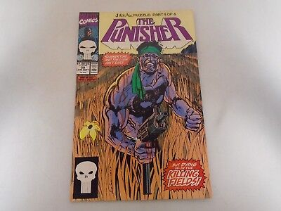 THE PUNISHER - VOL 2 - No 39 - LATE SEPT 1990 - COMIC