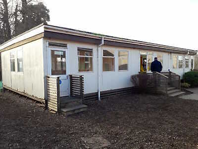 Large 6 Bay Modular building, Portable building, Office, Cabin, Showroom