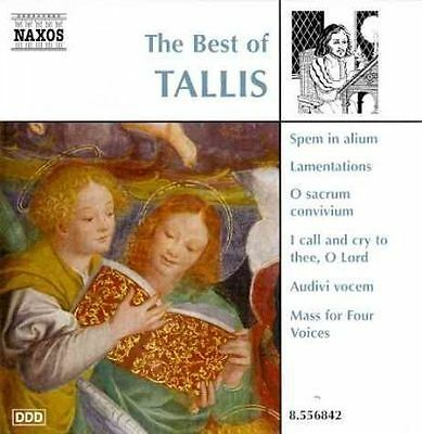Various - The Best of Tallis - Various CD D2VG The Cheap Fast Free Post The