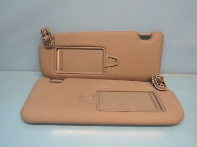 11 12 13 14 15 Kia Sorento Driver/left Passenger/right Side Sun Visor Set Oem