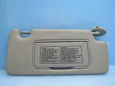 09 10 11 12 13 14 Honda Fit Passenger/right Side Overhead Sunvisor Sun Visor Oem
