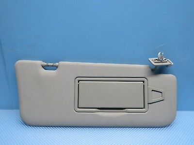 08 - 12 Mercedes Benz Gl550 Passenger/right Side Overhead Sunvisor Sun Visor Oem