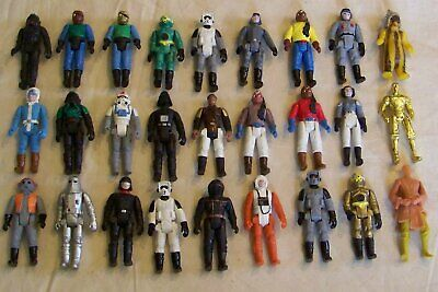 Rare vintage star Wars Polish,Mexico,prototype action figures