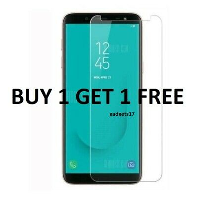 For Samsung Galaxy J4 - 100% Genuine Tempered Glass LCD Screen Protector