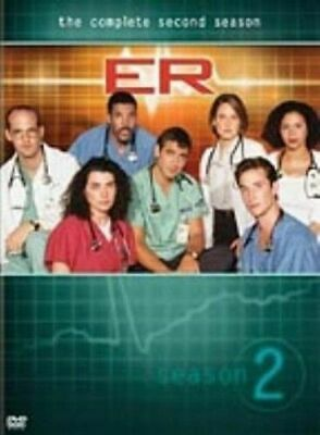 ER: The Complete Second Season DVD (2004) George Clooney
