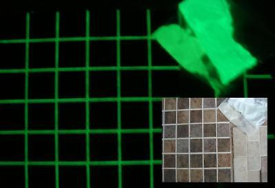 GROUT  NEW GLOW in the DARK Custom Building Products