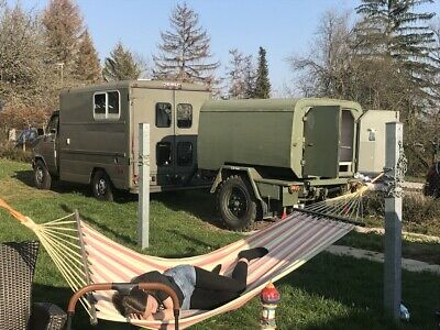 Offroad ChevyVan G30 Wohnmobil US Army