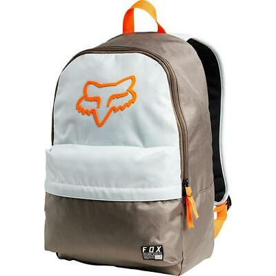 Fox Legacy Sac à Dos Beige Marron Motocross Enduro MX Cross Hommes Femmes