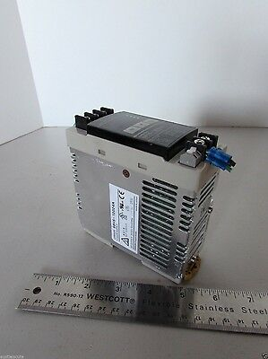 OMRON S8VS-12024A Power Supply 24VDC 5A 100-240VAC Input Japan DIN Mount