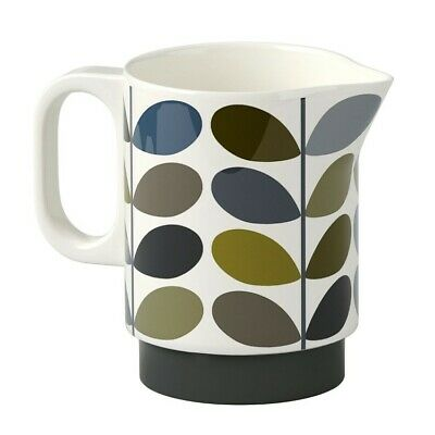 BRAND NEW Orla Kiely Ink Multi Stem Milk Jug FREE POSTAGE