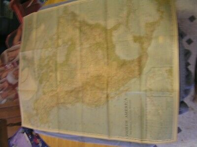 May 1924 (With North American Map) National Geographic