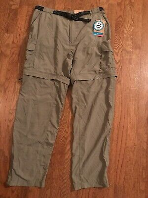 b06759a9759b7 Magellan Outdoor Pants. Fish Gear Pants. Mens Size XL. Green Moss Color.