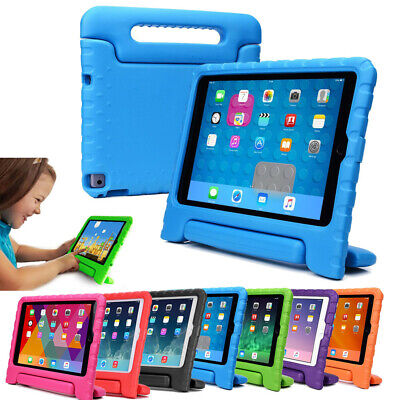 """Kids Shockproof Case Cover EVA Foam Stand For Apple iPad Mini 5 4 Air 2 Pro 9.7"""""""