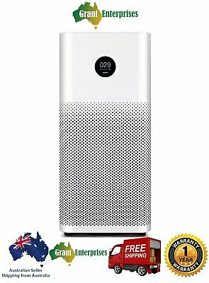 Smart Air Purifier 2S OLED Display Smartphone APP Control Smoke Dust Cleaner