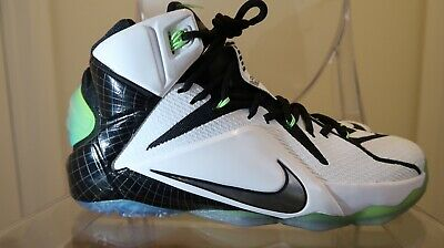 84c1f6f69fc ⚡️NIKE LEBRON 12 XII AS ALL STAR WHITE MULTI SZ MEN S 9.5 742549 ...