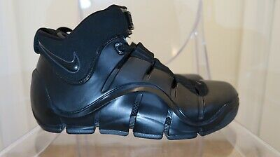 e804ca4487dbc ⚡️2006 Nike Zoom Lebron Iv 4 Black Out 314647-001 Size 10 Lebron James