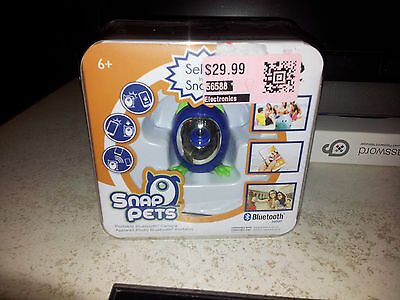 WooWee SNAP PETS SELFIES IN A SNAP 1405 BLUETOOTH ANDROID APPLE BRAND NEW IN BOX
