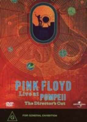 Pink Floyd: Live at Pompeii (The Director's Cut) [Regions 2,4] - DVD - New