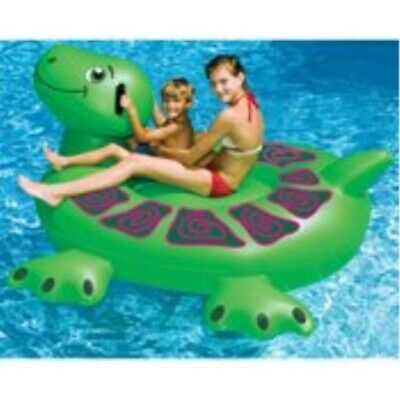 SWIMLINE 90622 SWIMMING Pool Kids Inflatable Giant Rideable ...