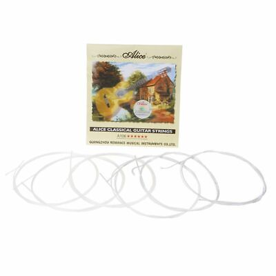 Alice Classical Guitar Strings A106 Clear Strings Nylon Copper Alloy Wound