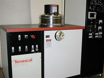 Temescal BJD 1800 Thermal Evaporator - Co-Deposition - Refurbished - Warranty