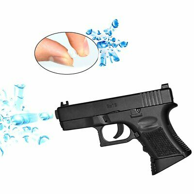 Water Gel Ball Pistol Bullet Crystal Gun Water Beads Toy For Kid Gift Outdoor CU