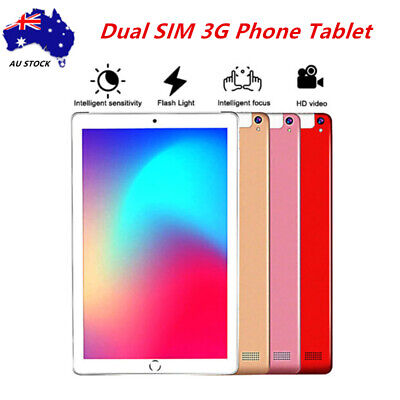 10.1inch IPS Screen Dual SIM 3G Phone Tablet WIFI 6GB + 64GB Tablet Andriod OS