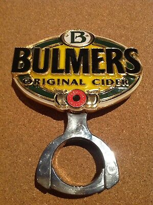 Bulmers Original Cider Tap Badge With Mounting Bracket