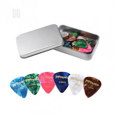 Guitar Picks 48pcs, PPpanda Plectrums For Your Electric, Acoustic, or Bass...