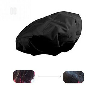 Locisne DIY Thermal Hair Heat Cap Microwavable Micro Conditioning Hat Spa...