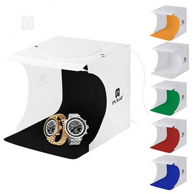 Photography Studio Kit Portable - Light Box for - Foldable Mini Photo Tent...