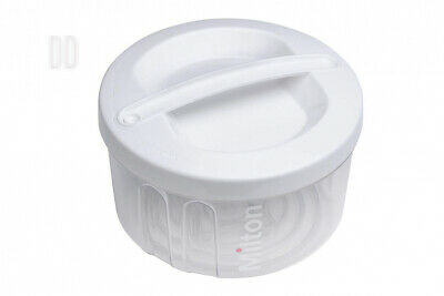 Milton Combi Microwave and Cold Water Steriliser (White)