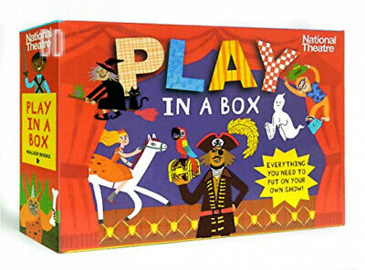 National Theatre: Play in a Box Hardcover – set, 5 Oct 2017