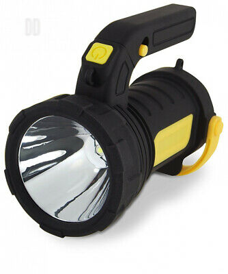 Emergency Lantern AA Car Essentials 2 in 1 Powerful Spot Torch with LED...