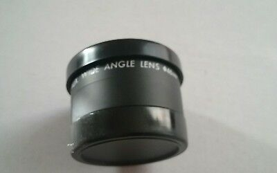Anscor Aux. Wide Angle Lens 46mm