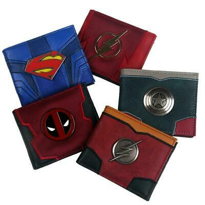Marvel & DC Wallets