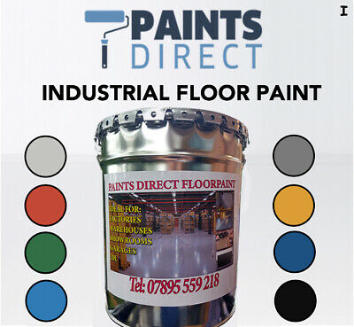Floor And Wall Paint Barns Sheds And Containers 20 Litre