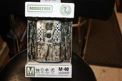 Moultrie M-40 Game Trail Camera MCG-13181 NEW