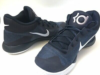 low cost 072fe ca953 Nike KD Trey 5 V Mens Basketball Shoe Men s Size 9.5 Black Heathered  Charcoal