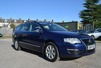 2007 Volkswagen Passat 1.9TDI SE DIESEL MANUAL ESTATE FULL SERVICE HISTORY ALLOY