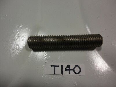"""Threaded Stud Bolt 3/4"""" O.D. x 4"""" Long B8 Stainless Steel (Lot of 55)"""