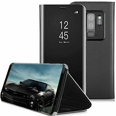 Touch Mirror Smart Flip Stand Case Cover Samsung Galaxy S9 / S9 Plus / Note 9