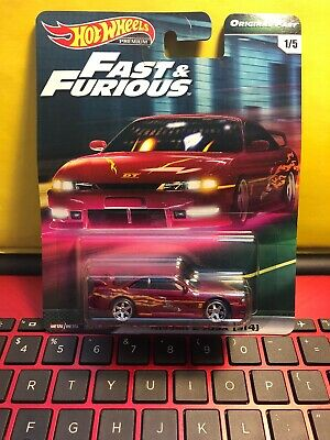 Nissan 240SX S14 WB10 * 2019 Hot Wheels Fast /& Furious Original Fast