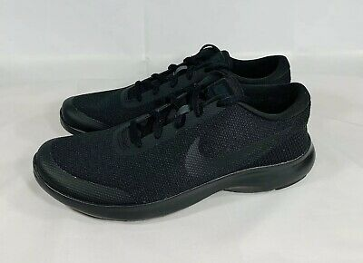 766dc373bc982 Men s Nike Flex Experience Rn 7 Wide 4E Running Shoes Black Aa7405 002 Size  11.5