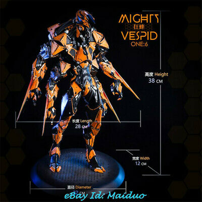 Mighty vespid Statue Resin Figure NRtoys06 1/6 Scale Collections Model GK New