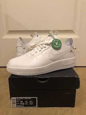 317c9f0a NIKE AIR FORCE 1 Noise Cancelling Odell Beckham Jr NCXL Low Shoes 10 ...