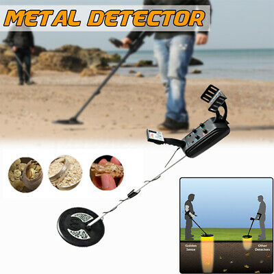 MD5008 Metal Detector Undeground Gold Digger Treasure Hunter Jewelry Finder UK