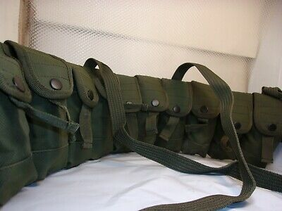10-Pocket Chest Pouch for Stripper Clips & Ammunition/new
